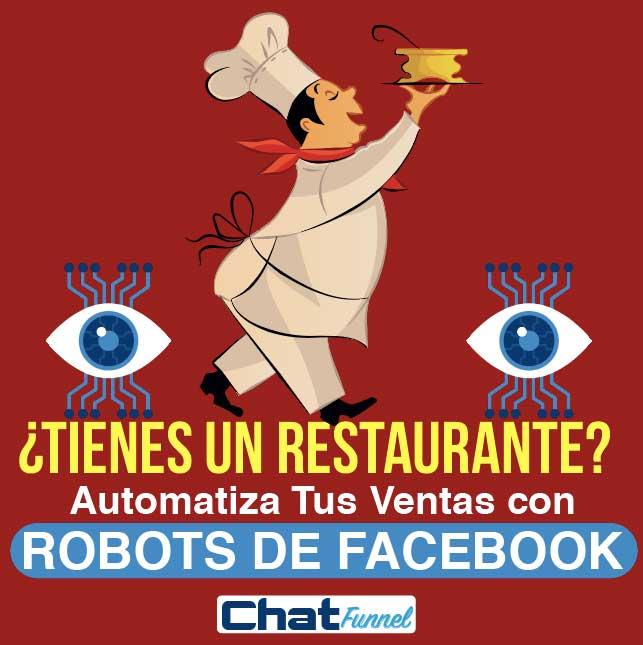 Chat Bots para restaurantes